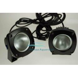 2 X LAMPA HALOGENOWA, OGRODOWA CQD-225B 2 X 20W